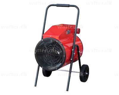 Rotek elvarmer 15 kW