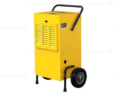 Rotek affugter  120 liter / 900 Watt