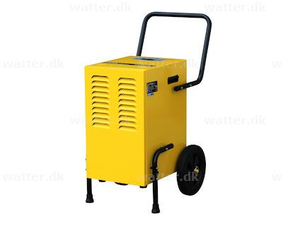 Rotek affugter  70 liter / 600 Watt
