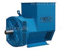 Rotek generator 120kW/ 150kVA