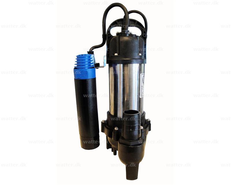 SPT SSV 150 Spildevandspumpe 1,5 230V 150W 200 l/min