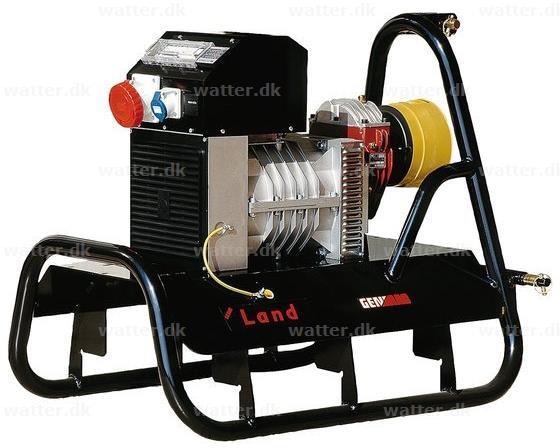 Traktor generator TR27 kVA 27