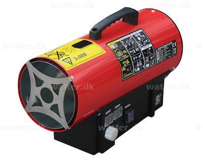 Rotek varmekanon gas 15 kW