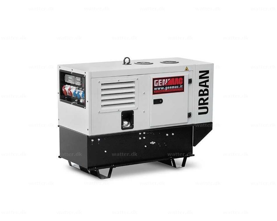 Genmac Urban Generator 7,5 kW