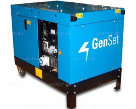 GenSet Generator 4,5 kVA