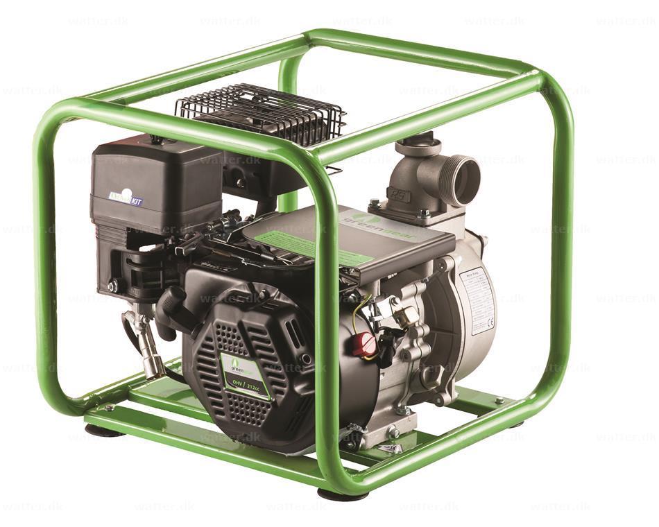 Greengear Gaspumpe 2