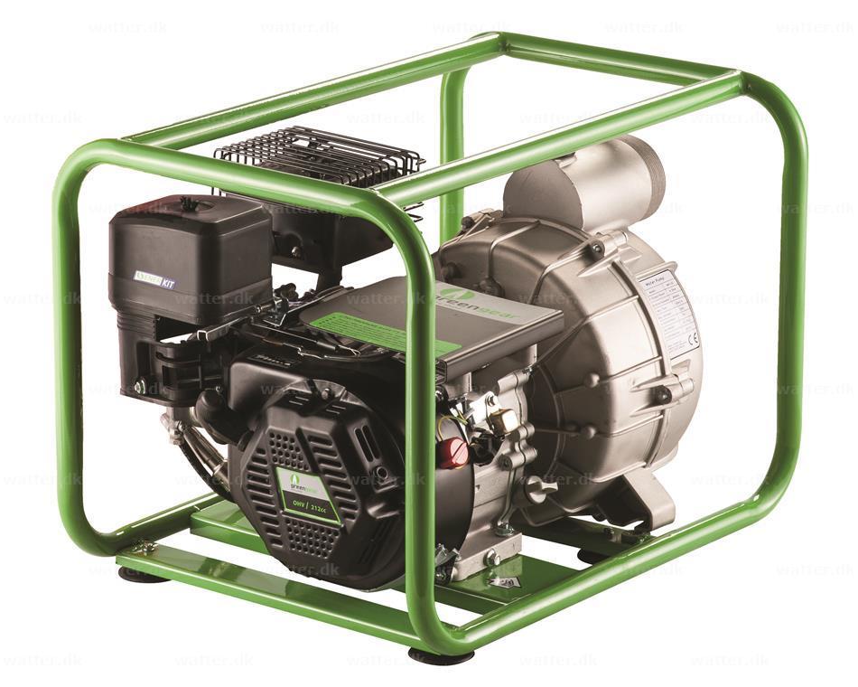 Greengear Gaspumpe 3