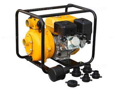 Rotek benzin centrifugalpumpe 2