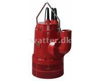 Entreprenør Dykpumpe 6 400 V