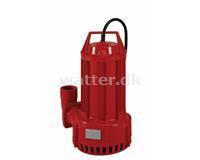 Entreprenør Dykpumpe 2 230 V(400V)