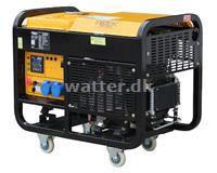 Rotek Diesel Generator 230 Volt 50 Hz/1-Faset 2-cylinder 13,7 KVA