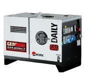Genmac Daily Gas Generator 4,8 kW