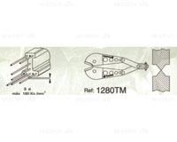 Proyecsa 1280TM skærsæt
