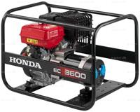 Honda EC 3600 generator benzin 3,4 kVA
