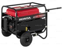 Honda ECMT7000 generator benzin 6,5 kVA