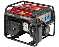 Honda EG 5500 CL generator benzin 5,0 kVA