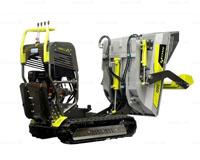 Minidumper Hydro 560C benzin m/lasteskovl