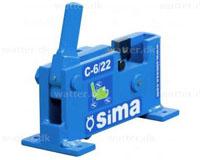 Sima 7000 Manuel stål klipper 22mm