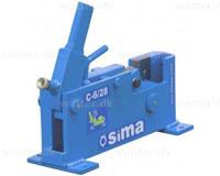 Sima 7010 Manuel stål klipper 28mm