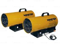 Master BLP 33 E varmekanon gas