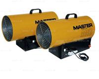 Master BLP 53 E varmekanon gas