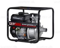 """Genmac PowerSmart pumpe 2"""""""