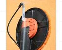 Rokamat Wet vandskuringsmaskine