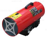Rotek varmekanon gas 50 kW